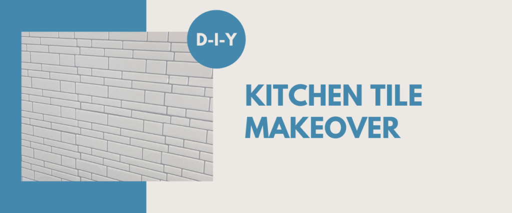 Diy Kitchen Backsplash Makeover Blairfield Realty